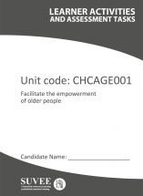 CHCAGE001 - Facilitate the Empowerment of Older People
