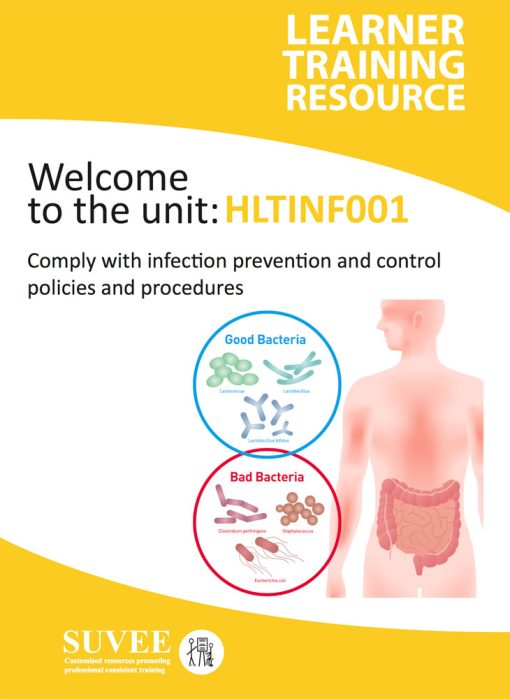 HLTINF001 - Comply With Infection Prevention and Control Policies and Procedures