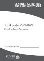 CHCAGE006 - Provide Food Services