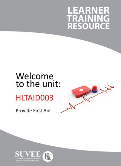 HLTAID003 - Provide First Aid